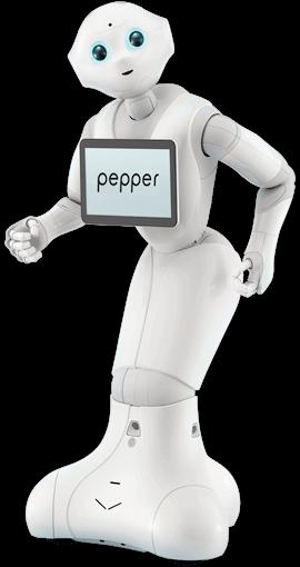 Pepperロボアプリ開発のご依頼・ご相談をお待ちしております