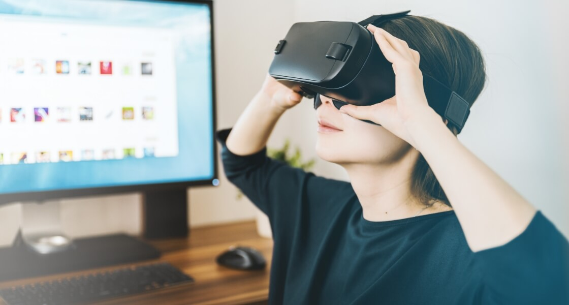 AR・VR開発